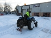 Snow Clearing Industrial Unit
